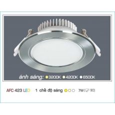 Đèn downlight led AFC 423 7W 1C