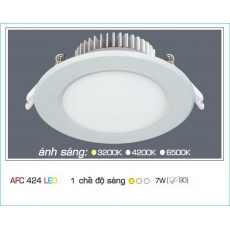 Đèn downlight led AFC 424 7W 1C