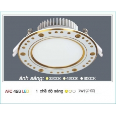 Đèn downlight led AFC 426 7W 1C