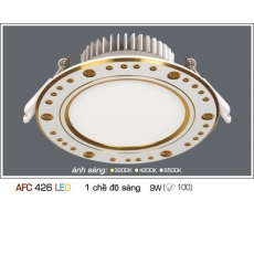 Đèn downlight led AFC 426 9W