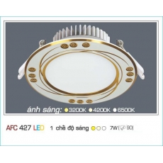 Đèn downlight led AFC 427 7W 1C