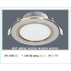 Đèn downlight led AFC 428 7W 1C