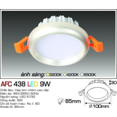 Đèn downlight led AFC 438 LED 9W