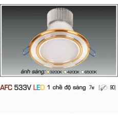 Đèn downlight led AFC 533V 7WA 1C