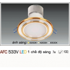 Đèn downlight led  AFC 533V 7WB 1C