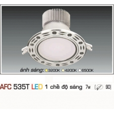 Đèn downlight led AFC 535T 7WA 1C