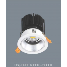 Đèn downlight led AFC 729 LED 12W