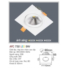 Đèn downlight led AFC 732 9W