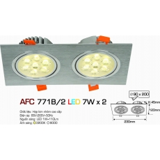 Đèn downlight led AFC 771B/2 7W
