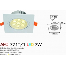 Đèn downlight led AFC 771T/1 7W