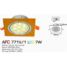 Đèn downlight led AFC 771V/1 7W